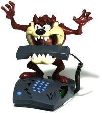 Taz Talking Animated Telephone