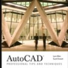 Auto-CAD Professional Tips and Techniques