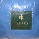 Ralph Lauren BEACHSIDE Preppy Blue Twin Bedskirt