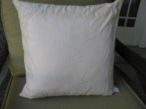 Ralph Lauren VILLAGE MEWS Lace Deco Pillow NWT $175