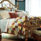 Tommy Bahama IKAT STRIPE 4P Cal King Sheet Set