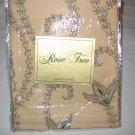 Rose Tree MONCLAIR Cream Tailored Valance