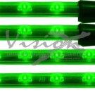 Vision-X Flex-Motion Flexible Green LED Undercar Lighting - NEW