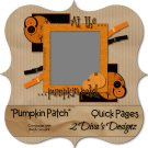 Pumpkin Patch Quick Page