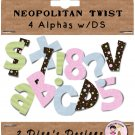 Neopolitan Twist Alpha