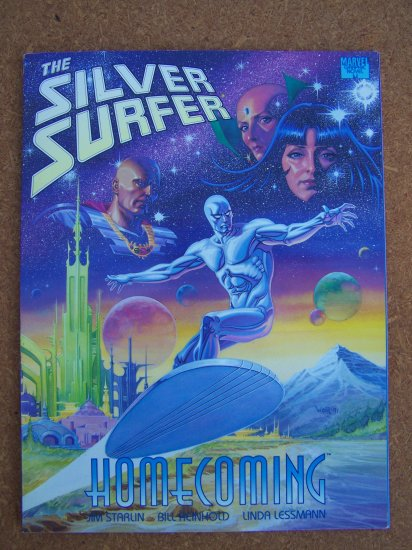 Silver Surfer: Homecoming