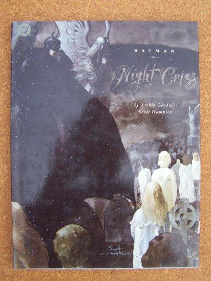 Batman: Night Cries HC