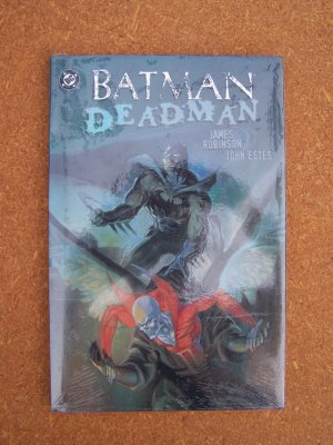Batman/Deadman: Death and Glory HC