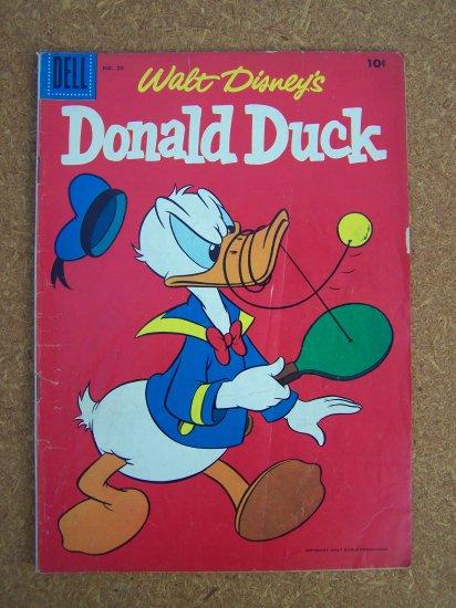 Donald Duck #50 (Dell 1956)