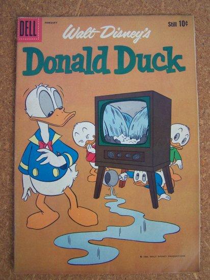 Donald Duck #75 (Dell 1961)