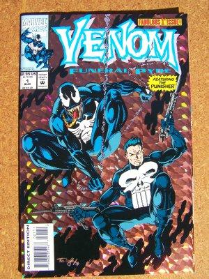 Venom : Funeral Pyre #1