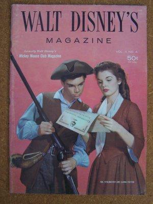 Walt Disney's Magazine Vol.2#4