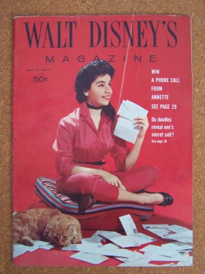 Walt Disney's Magazine Vol.3#2 (1958)