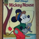 Walt Disney's Mickey Mouse #83 (Dell 1962) VG-