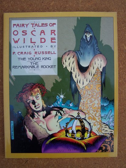Fairy Tales of Oscar Wilde P. Craig Russell (Vol. 2)