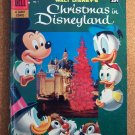 Walt Disney's Christmas in Disneyland #1 (Dell Giant 1957)