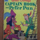 Dell Four Color #446 Captain Hook and Peter Pan (1952)