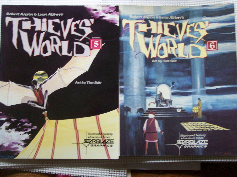 Thieves' World #5, #6 TP