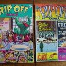 Rip Off Comix #5 & #6