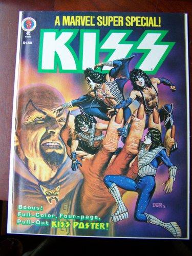 Marvel Comics Super Special #5 Kiss