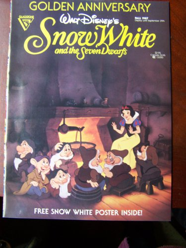 Snow White and the Seven Dwarfs Golden Anniversary