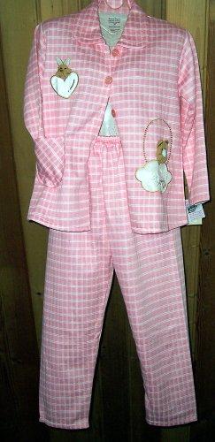 One-of-a-kind WINTER Jersey PJ/sizeM/Organic cotton/