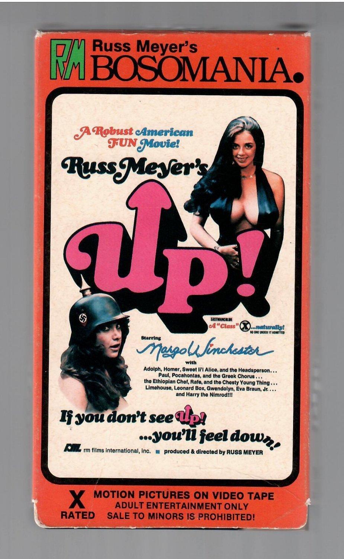Russ Meyer's BOSOMANIA �Up!� VHS TAPE