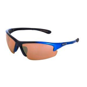 Maxx CINCO Blue HD Golf Sunglasses