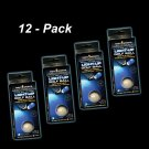 Twilight Tracer Night Sports Glow Golf Balls - 12 PACK
