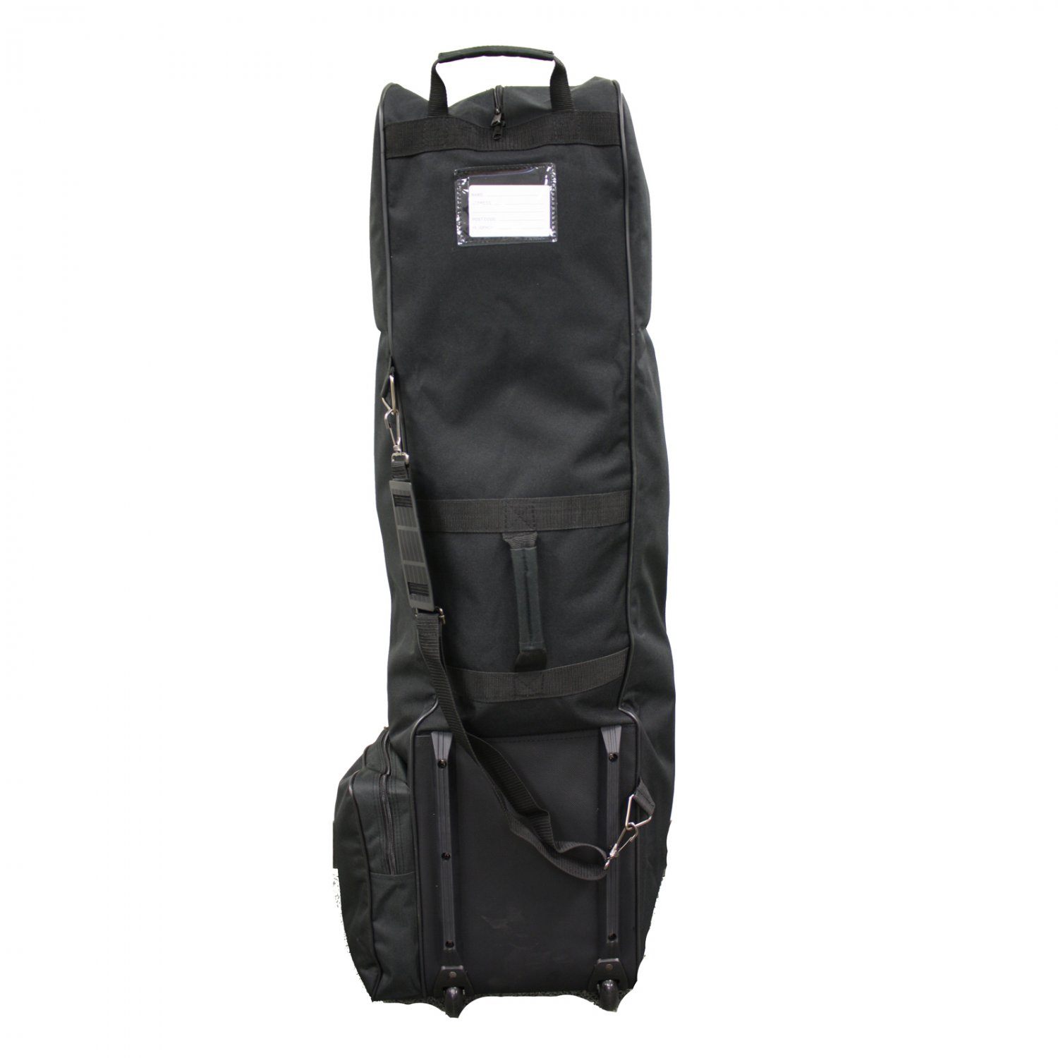 Deluxe GOLF Bag Travel Cover Wheels