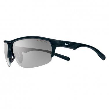 Nike RUN X2 EVO796 Black Grey Silver Flash Lens Sunglasses 047
