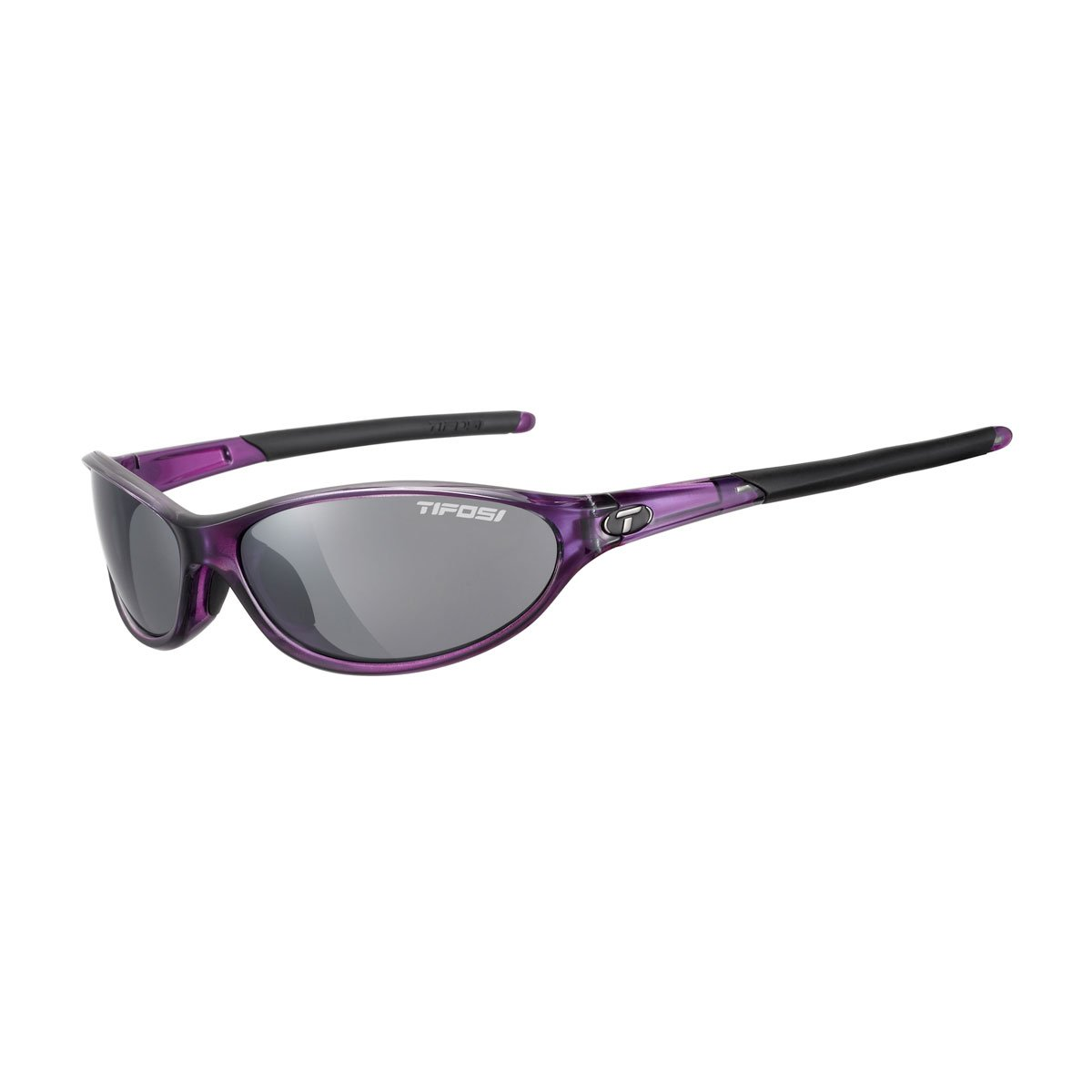 Tifosi ALPE 2.0 Crystal Purple Smoke Polarized Sunglasses
