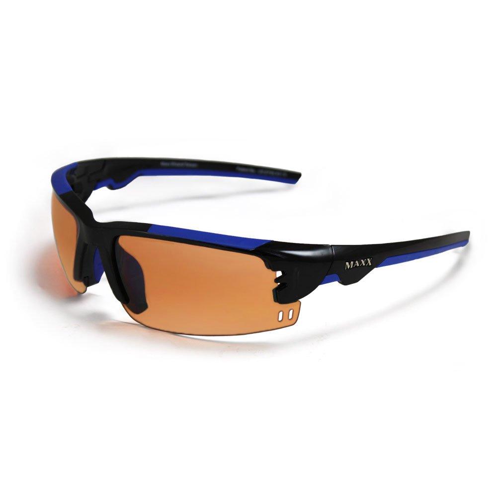 Maxx WIZARD Blue HD Golf Sunglasses