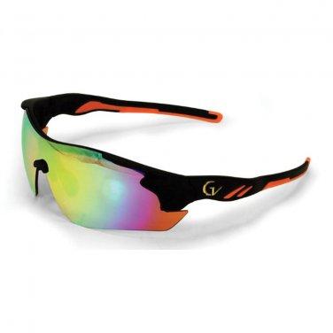 Maxx GOLD VISION 4 HD Golf Mirrored Sunglasses
