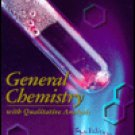 General Chemistry With Qualitative Analysis 5th fifth Edition Book (Hard Cover) 978-0030062223