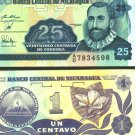 Nicaragua 25 Centavos
