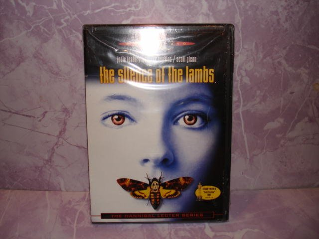 """9.99 """"The Silence of the Lambs"""" (2004, DVD), New and Sealed-Halloween"""