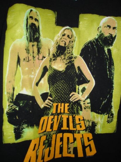 The Devil's Rejects(2005,DVD),Horror,Halloween-Sealed