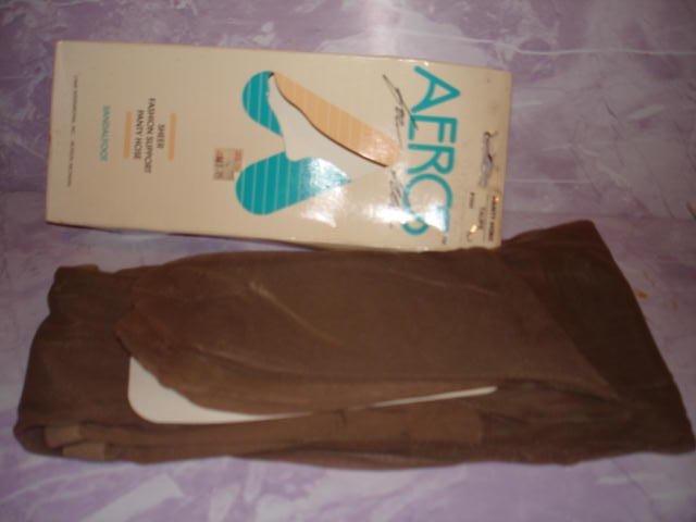 $27 free ship Medical-Tall- New-Aeros-Sheer Fashion Support Maternity Panty Hose  nude pettite