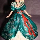 $12.99 Hallmark Keepsake Ornament Holiday Barbie Number 3 1995