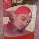 $5.99 RED SATIN Stocking Cap Du-Rag with Extra long tail. FREE SHIPMENT,RED,WHITE,BLACK,BLUE...