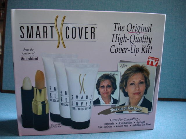 $14.99 Smart Cover Set New an sealed- The Original High-Quality Cover-Up Kit