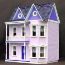 Real Good Toys PRINCESS ANNE DOLLHOUSE KIT Doll House 1:12 Scale