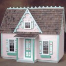 Real Good Toys VICTORIAN COTTAGE JR. DOLLHOUSE KIT Doll House 1:12 Scale
