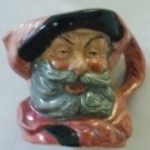 Vintage Mint 1949 John Falstaff Mini Toby Jug Royal Dolton