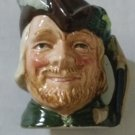 Vintage 1959 Robin Hood Mini Toby Jug Mint Condition