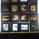 Vintage 1947 Grand Canyon Vacation 35mm Color Slides Lot Native American Indians