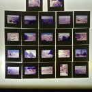 Vintage Amateur Zion National Park Color 35mm Slide Lot 22 Slides