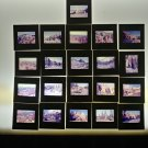 Vintage Amateur Slide Lot Bryce Canyon 21 Color 35mm Slides