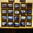 Vintage Skagway Alaska Amateur Vacation 35mm Slide Lot 22 Color Slides
